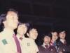 80年代的童軍營火會
